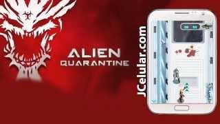Alien Quarantine Para Celular Java