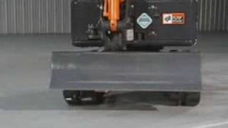 Video still for John Deere Hitachi U-Series Track Retractable Close Up