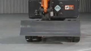 Video still for John Deere Hitachi U-Series Track Retractable Close Up