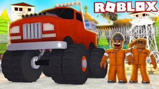 $1,000,000 MONSTER TRUCK IN ROBLOX JAILBREAK