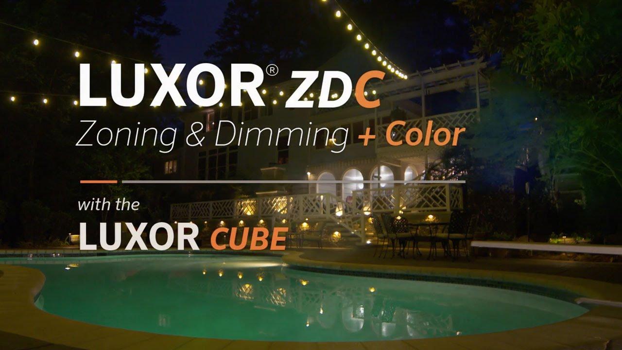 FX Luminaire Luxor CUBE The Anniversary YouTube