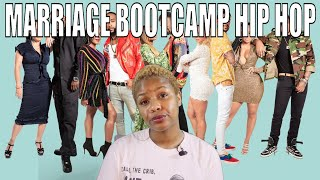 Marriage Boot Camp Hip Hop Ed S17 Ep.2 REVIEW