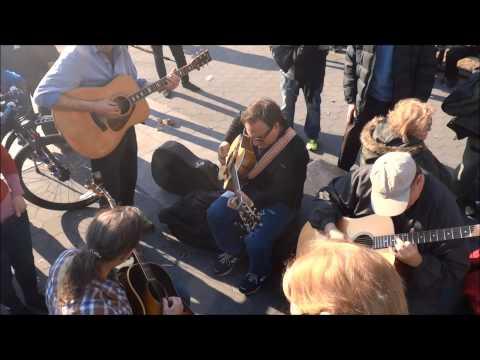 Washington Square Park Spring 2014 Music