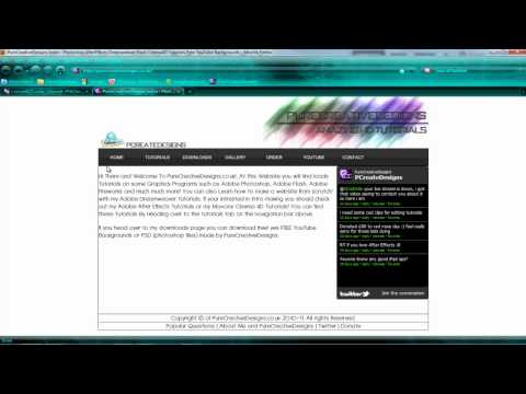 Dreamweaver CS5 Tutorial: How To Make A Favicon