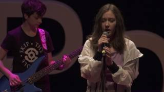Rockin' Out | Rock 'n' Roll Camp for Girls | TEDxPortland