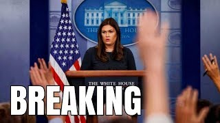 BREAKING: TRUMP White House Goes LIVE, responding to CRAZED Liberal Press