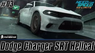 Need For Speed No Limits: Dodge Charger SRT Hellcat | Proving Grounds (Day 3 - Qualifiers)