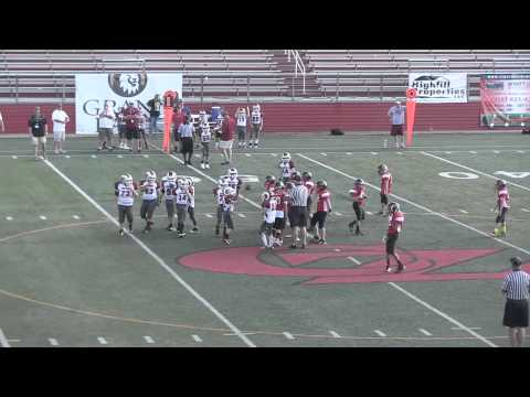 9 27 14 Claremore Black vs Owasso Cardinal