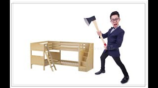 Loft Bed Plans - How to Build A Loft Bed?
