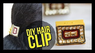 How To Tuck Clutcher Properly|Clutcher Bun Hairstyles|Everyday Hairstyles