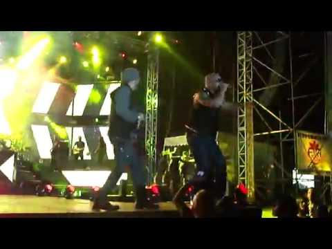 Wisin & Yandel - Peligro (Live) (Medellin,Colombia) mp3