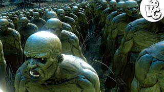 Битва 15 000 Зомби Против 10000 Людей! - Ultimate Epic Battle Simulator Gameplay