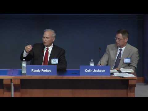 CSF 2017 | Panel Discussion: National Security and the Maritime Force