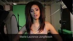 Sport Kalender mit Marie-Laurence