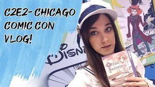 Vlog - Chicago Con C2E2! - Ocean of Secrets release