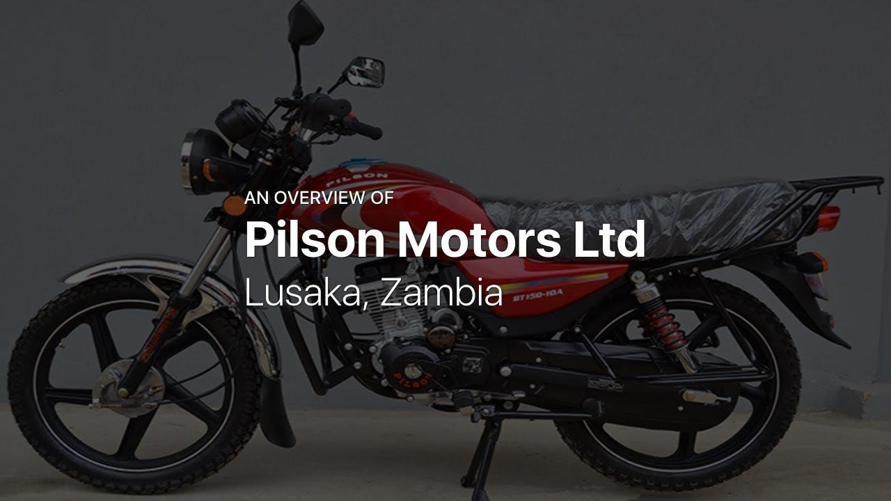 Pilson Motors Ltd Motor Bike Sales In Lusaka Zambia Youtube