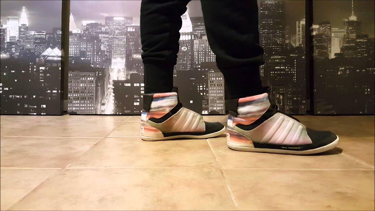 Y3 Adidas On Feet