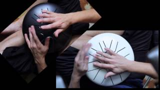 Steel tongue drum - Beat Root