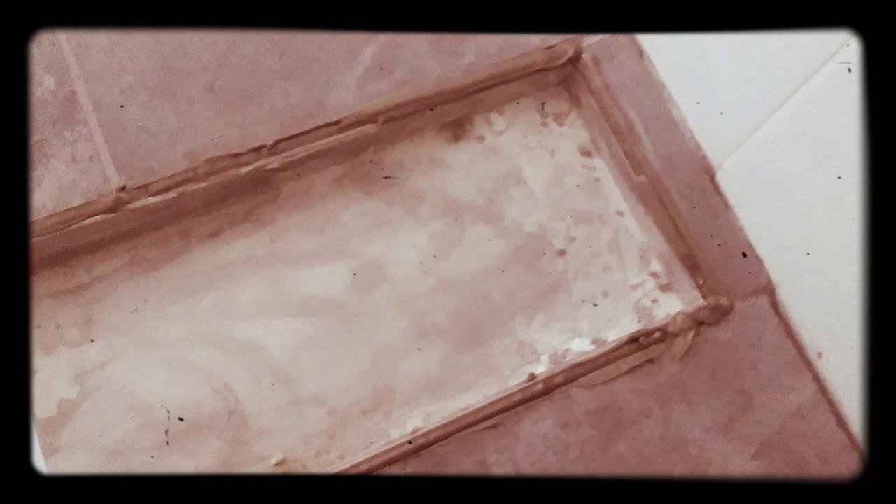 Badkamer drain waterdicht maken youtube