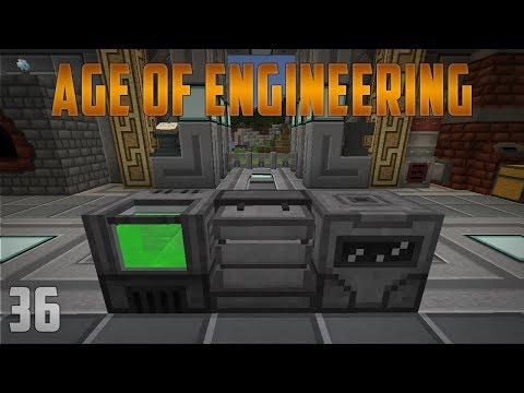 Age of Engineering EP36 Starting Mekanism