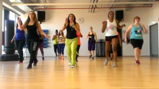 Timber remix by El Santo Dj~Zumba with Setti