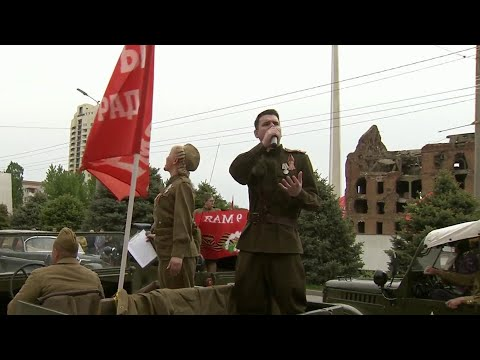По всей России проходят акции в честь ветеранов и тружеников тыла, которые защищали нашу страну.