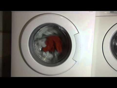 Beko WM6103 Washing Machine : Cotton EXTRA RINSE cycle (pt 9 of 12)