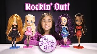 Rockin' Out with The BEATRIX GIRLS Dolls!