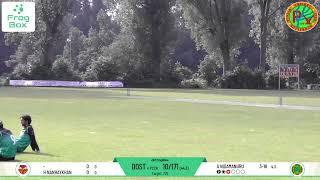 🔴LIVE: Punjab vs Dosti | KNCB Topklasse Round 10 | Royal Dutch Cricket | 19-06-2021