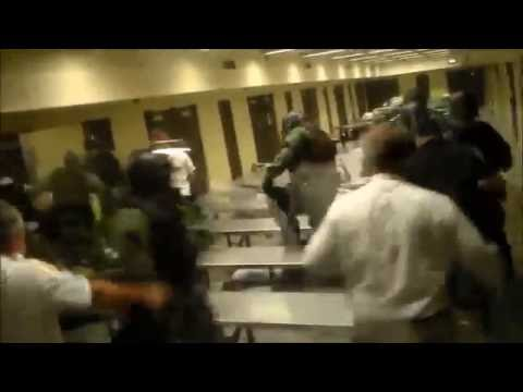 Cook County Jail Hostage Situation July 29th 2016