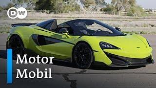 Am Limit: McLaren 600LT Spider | Motor mobil