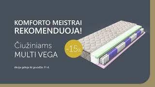 LONAS - Čiužiniams Multi Vega -15%