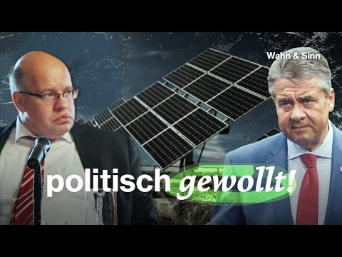 Wie die Bundesregierung die deutsche Solarindustrie zerstört