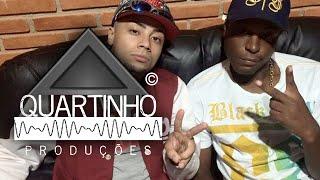 Quartinho TV - MC Kelvinho & MC Dimenor DR Gravando Com Gustavo Martins   EP. 07