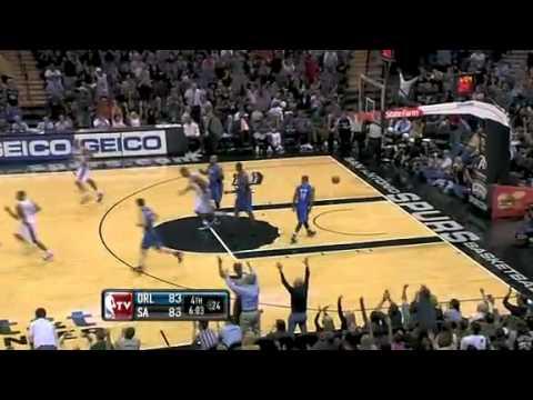 NBA Orlando Magic Vs San Antonio Spurs Game Recap 11 22 2010