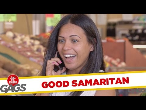 Good Samaritan Pranks - Best of Just For Laughs Gags