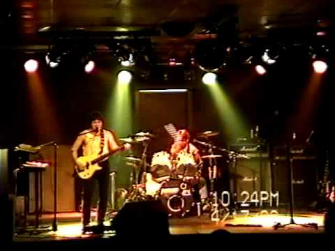 "Street Legal Band Performing Rush's ""What You're Doing"""