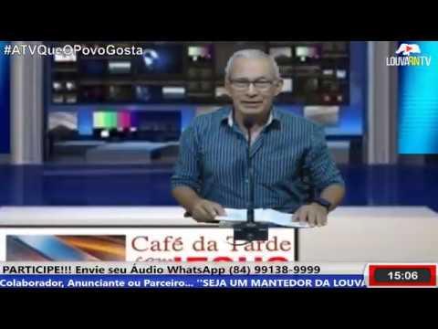 CAFÉ DA TARDE COM JESUS (08/10/2019)