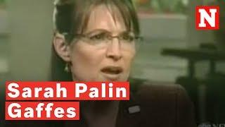 Top 10 Most Ridiculous Sarah Palin Quotes Ever