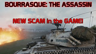 Bourrasque The Assassin + Beware of a new SCAM in GAME!