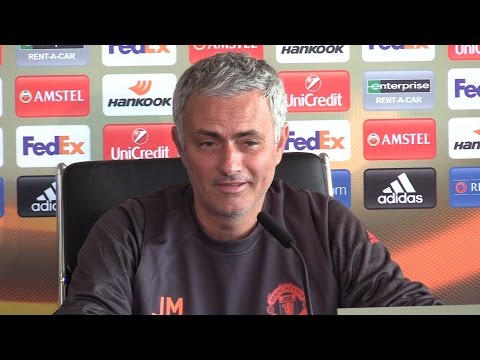 Jose Mourinho Full Pre-Match Press Conference - Manchester United v Fenerbahce - Europa League
