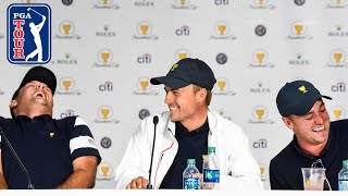 Jordan Spieth's best one-liners at press conferences