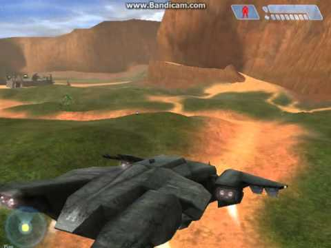 Halo: combat evolved game mod the silent cartographer: evolved v.