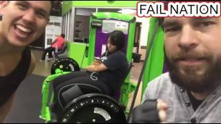 Best Gym Fails from FAIL NATION