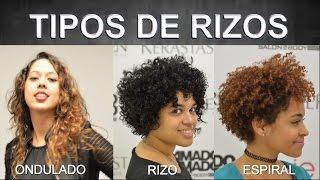 Tipos De Rizos / Fàcil de identificar