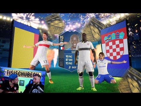 FIFA 18: Kommt heute der ERSTE TOTY  😱🔥 Pack Opening ESKALATION zum TEAM OF THE YEAR MITTELFELD🔥