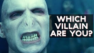 Which Villain Are You? | Fun Tests