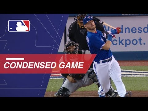 Condensed Game: CWS@TOR - 4/3/18