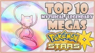 Pokemon Mega Evolution Legendary