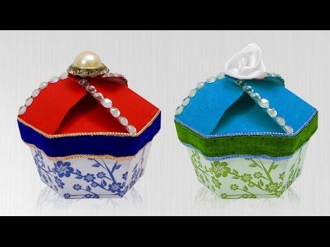 Diy Paper Crafts How To Make Handmade Gift Box Small Chocolate